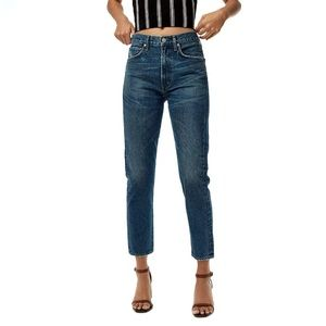 Citizens of Humanity Dree High Rise Straight Jeans